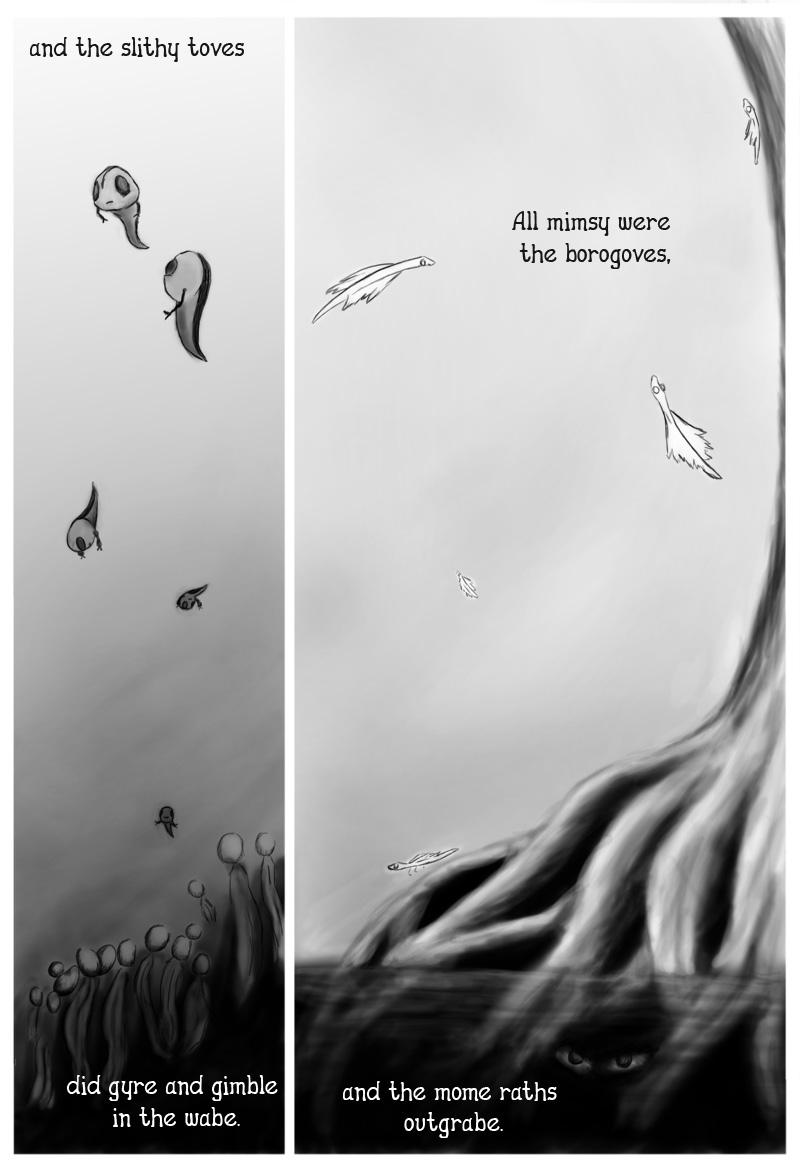 Jabberwocky - page 2
